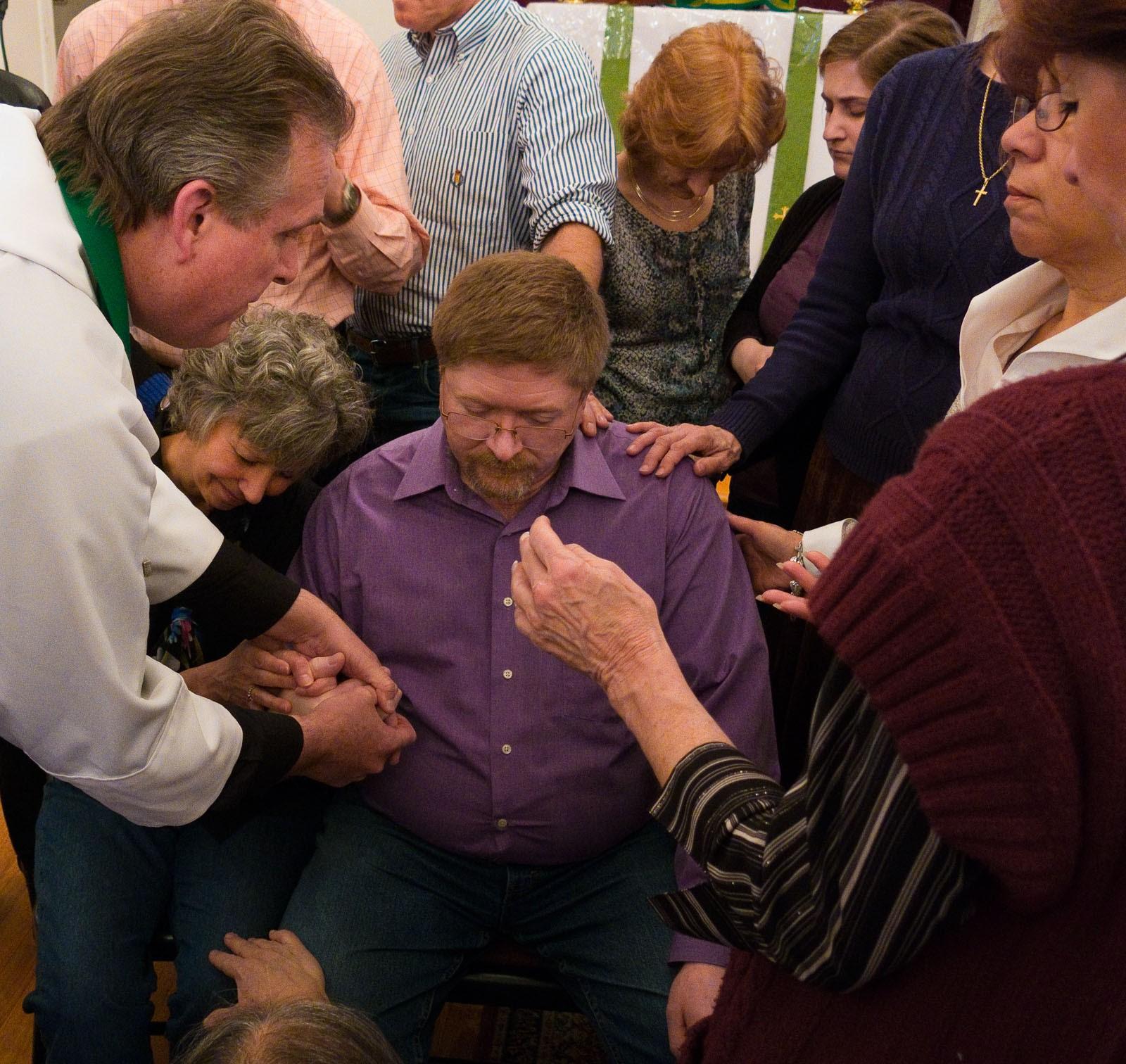 CtR-Praying over us